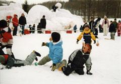 ふれあい雪祭り